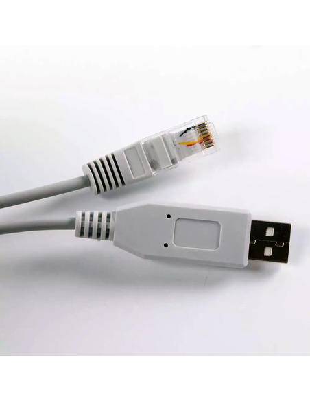 Robtics EQDIR - EQMOD - ASIAIR PRO - USB-RJ45 Cable for Sky-Watcher EQ3, EQM35, EQ5, HEQ5, AZ-EQ5, EQ6R, AZ-EQ6, EQ8 - 4
