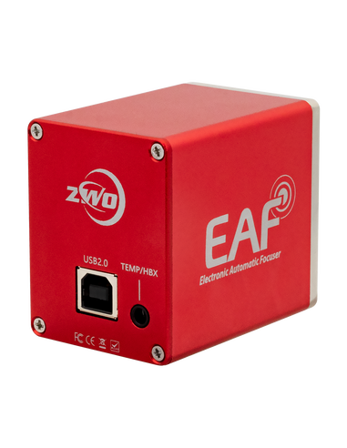 ZWO New EAF 5V (Electronic Automatic Focuser) with hand controller and temperature sensor - 1