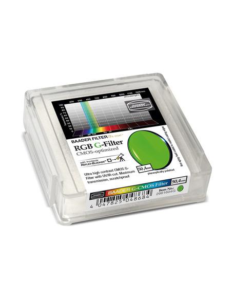 Baader RGB-G 50.4mm Filter - CMOS-optimized - 2961604G - 2