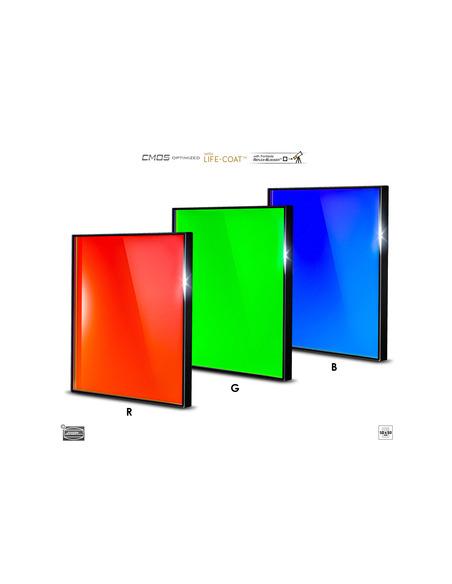 Baader RGB 50x50mm Filterset - CMOS-optimized - 2961605 - 1