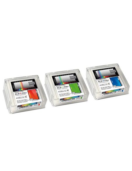 Baader RGB 50x50mm Filterset - CMOS-optimized - 2961605 - 2
