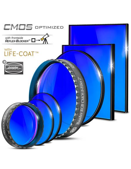 Baader RGB-B 50x50mm Filter - CMOS-optimized - 2961605B - 3