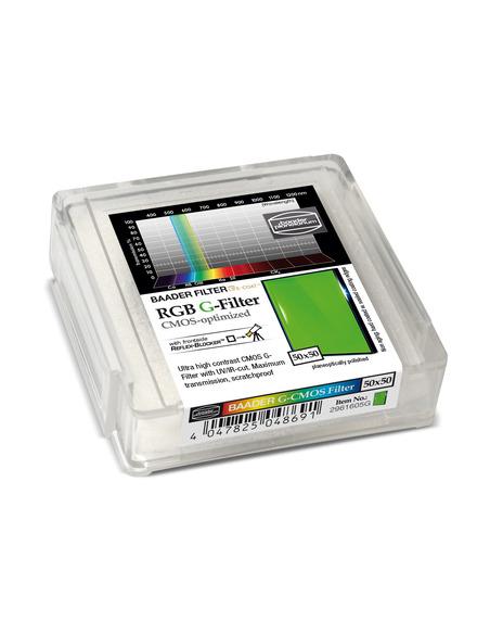 Baader RGB-G 50x50mm Filter - CMOS-optimized - 2961605G - 2