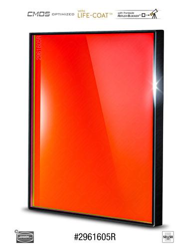 Baader RGB-R 50x50mm Filter - CMOS-optimized - 2961605R - 1