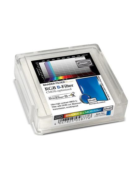 Baader RGB-B 65x65mm Filter - CMOS-optimized - 2961606B - 2