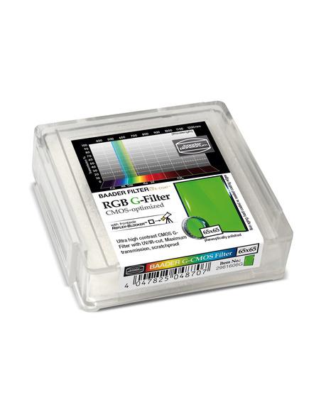 Baader RGB-G 65x65mm Filter - CMOS-optimized - 2961606G - 2