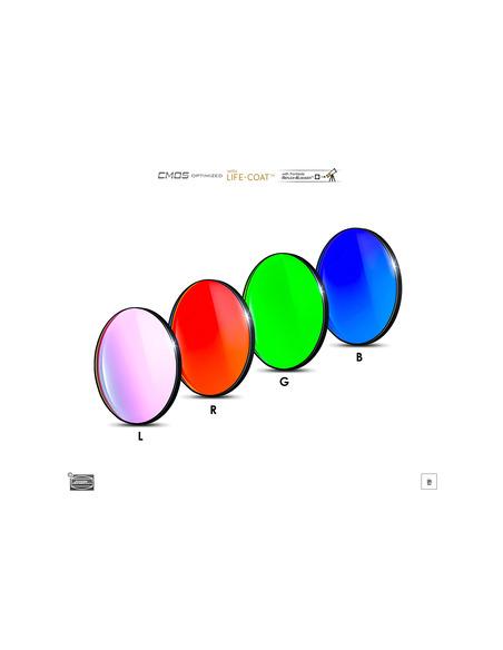 Baader LRGB 31 mmmm Filterset - CMOS-optimized - 2961611 - 1