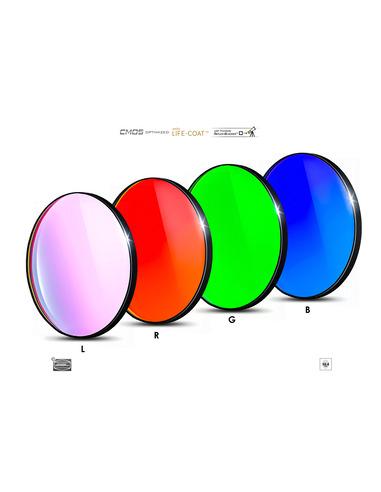 Baader LRGB 50.4mm Filterset - CMOS-optimized - 2961614 - 1