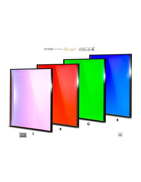Baader LRGB 65x65mm Filterset - CMOS-optimized - 2961616 - 1