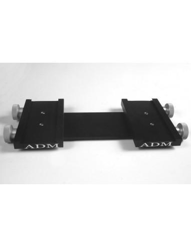ADM LSBS Side By Side montageplaat - Losmandy maat - 2