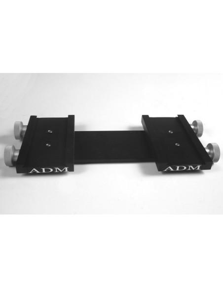 ADM LSBS Side By Side montageplaat - Losmandy maat