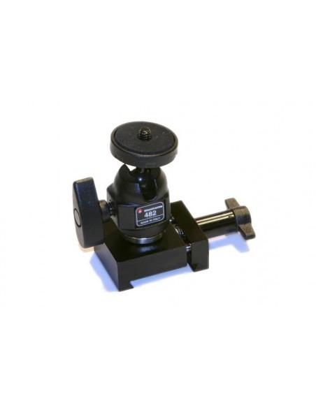 ADM MDS-BCM camera balhoofd op zwaluwstaartadapter voor ADM MDS