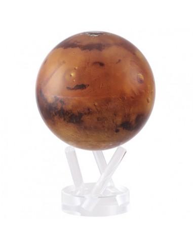 Mova Globe 4,5 inch Mars globe that rotates freely - 2