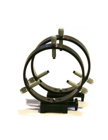 ADM VR125 volgkijker ringenset 125mm - Vixen maat - 2