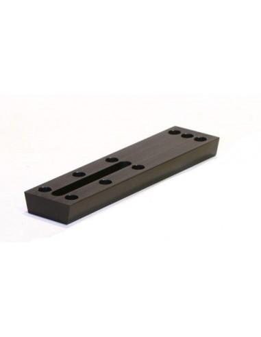 ADM VDUP7 zwaluwstaart montageplaat 7 inch - Vixen maat - 2
