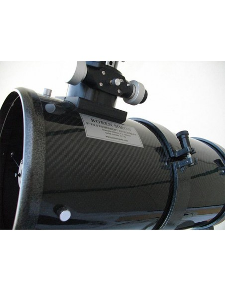 Boren-Simon PowerNewt 2.8-8ED Astrograph 8 inch F2.8 Carbon - 3