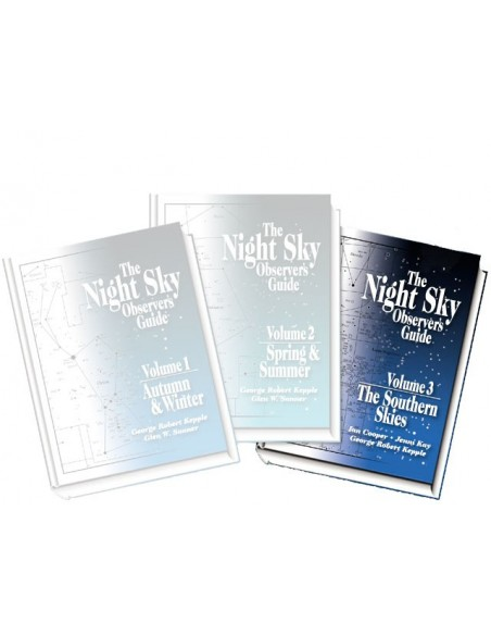 The Nightsky Observer's Guide Volume 3 - Southern Skies