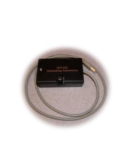 Shoestring GPUSB USB Autoguide Port Interface