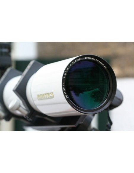 Robtics 102mm F7 doublet ED apochromatic refractor - 3