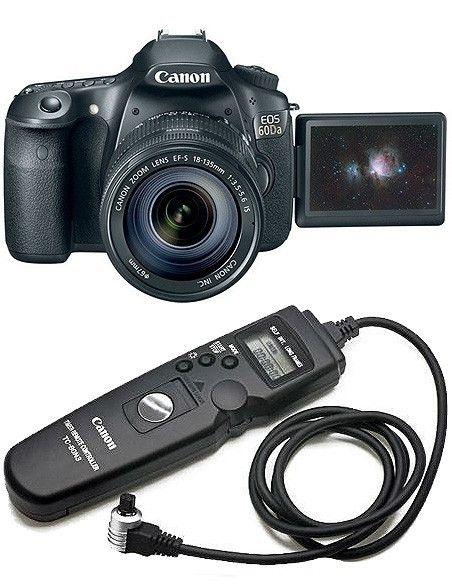 DSLR camera's