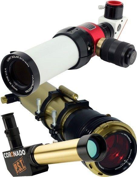 Teleskopy słoneczne