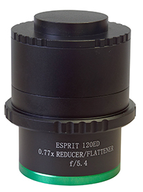 Reducer/Flattener for Sky-Watcher Esprit Telescopes