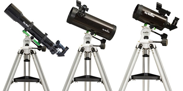New Sky-Watcher products: Sky-Watcher AZ Pronto products for beginners!