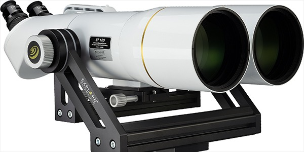 New Explore Scientific products: BT series of giant binoculars