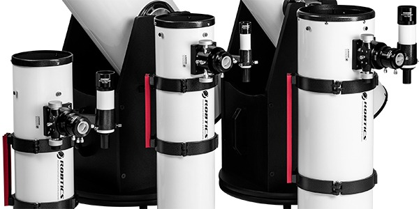New Robtics products: Robtics Reflector Telescopes